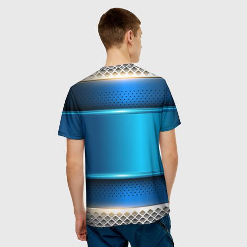 Мужская футболка 3D  Фото 02, Opel sport collection