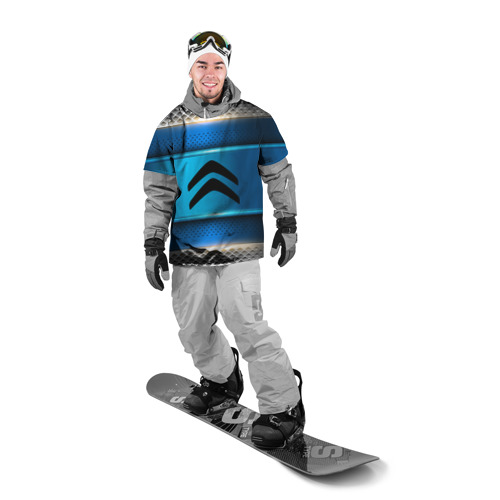 Накидка на куртку 3D  Фото 03, Citroen sport collection