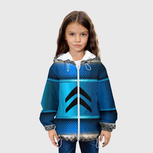 Детская куртка 3D  Фото 04, Citroen sport collection