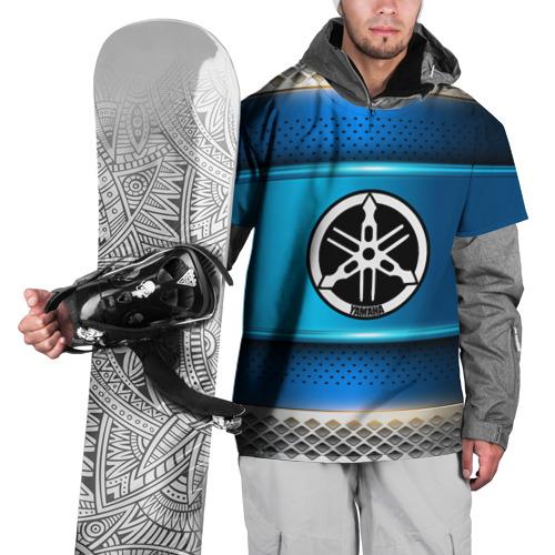 Накидка на куртку 3D  Фото 01, YAMAHA sport collection