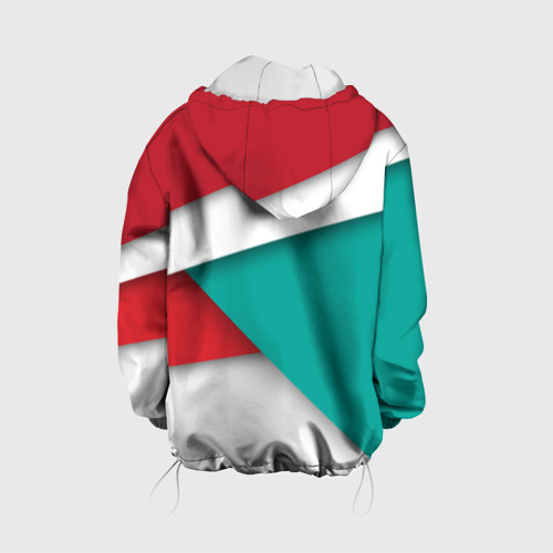 Детская куртка 3D Ливерпуль формы Фото 01
