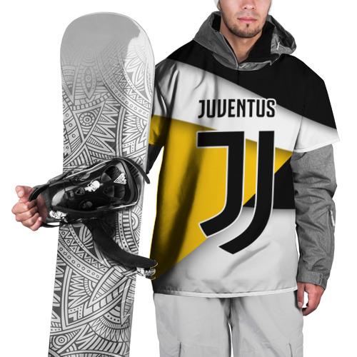 Накидка на куртку 3D  Фото 01, Ювентус формы
