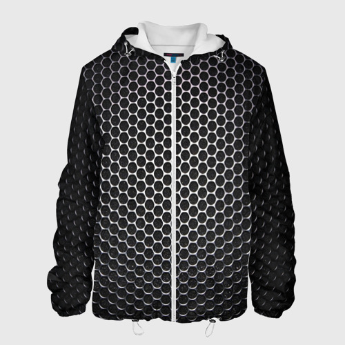 Мужская куртка 3D  Фото 01, Кристаллическая решетка