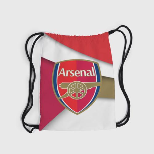 Рюкзак-мешок 3D Арсенал формы Фото 01