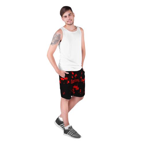 Мужские шорты 3D  Фото 03, Louna