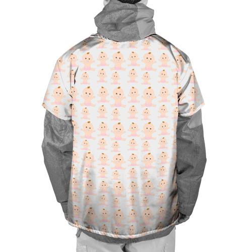 Накидка на куртку 3D  Фото 02, Бейбики