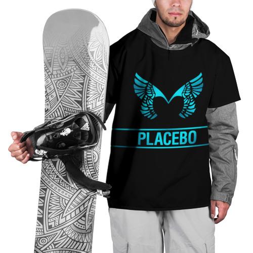 Накидка на куртку 3D  Фото 01, Placebo