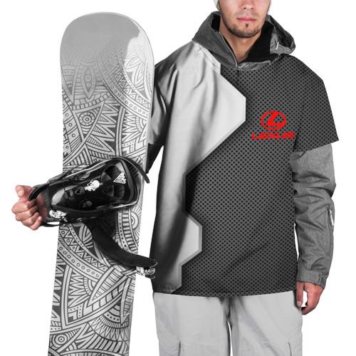 Накидка на куртку 3D  Фото 01, Lexus sport uniform auto