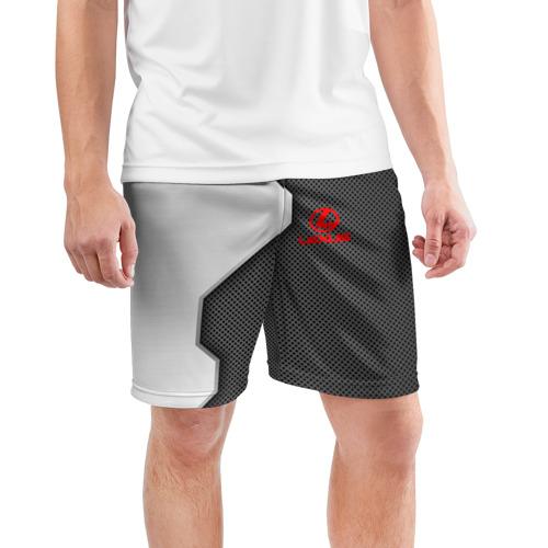 Мужские шорты 3D спортивные  Фото 03, Lexus sport uniform auto