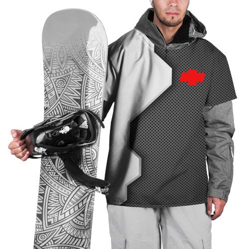 Накидка на куртку 3D  Фото 01, Chevrolet sport uniform auto