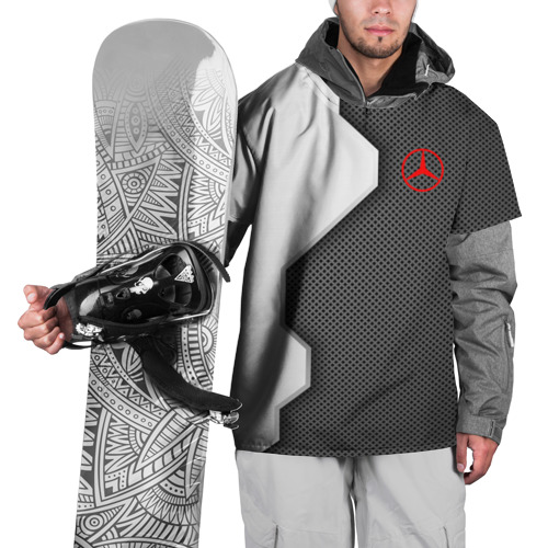Накидка на куртку 3D  Фото 01, Mercedes benz sport uniform