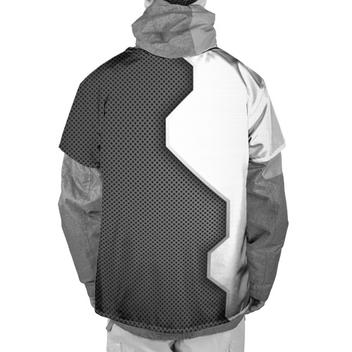 Накидка на куртку 3D  Фото 02, Mercedes benz sport uniform