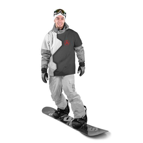 Накидка на куртку 3D  Фото 03, Mercedes benz sport uniform