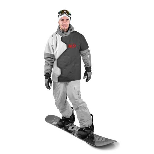 Накидка на куртку 3D  Фото 03, Kia sport uniform auto