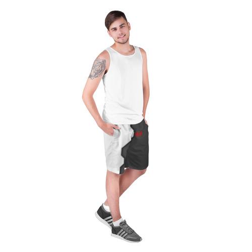 Мужские шорты 3D  Фото 03, Kia sport uniform auto