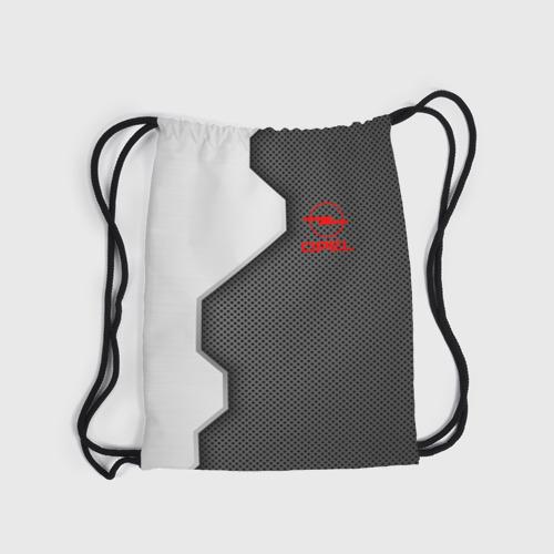 Рюкзак-мешок 3D Opel sport uniform auto Фото 01