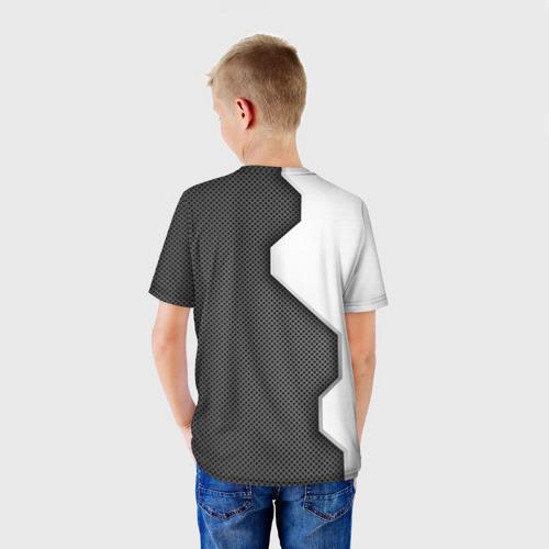 Детская футболка 3D Opel sport uniform auto Фото 01