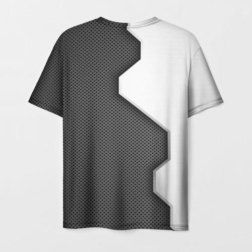 Мужская футболка 3D Opel sport uniform auto Фото 01