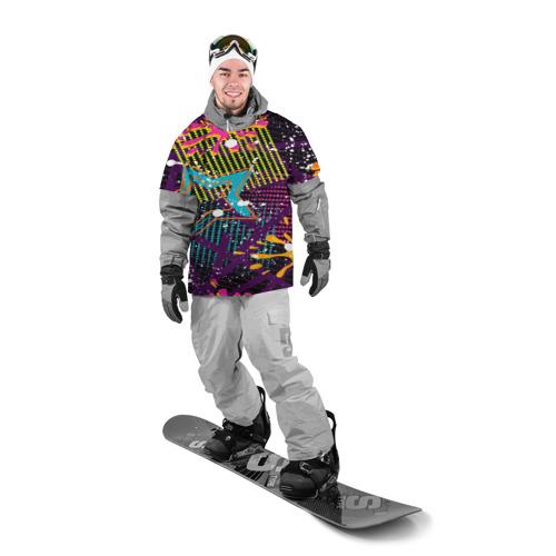 Накидка на куртку 3D  Фото 03, STARS COLOR