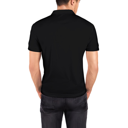 Мужская рубашка поло 3D  Фото 04, Green Day