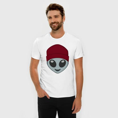 Мужская футболка премиум  Фото 03, Alien