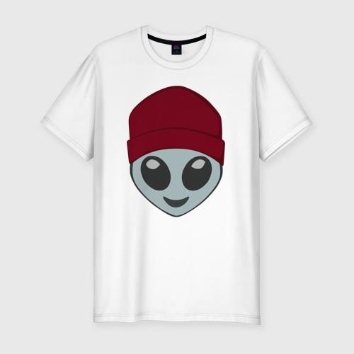Мужская футболка премиум  Фото 01, Alien