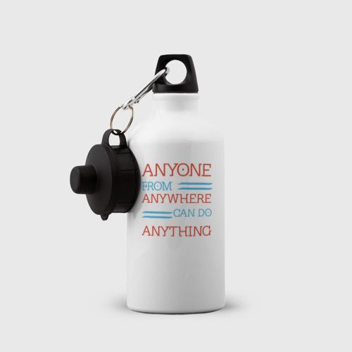 Бутылка спортивная  Фото 03, Grammy Speech Quote