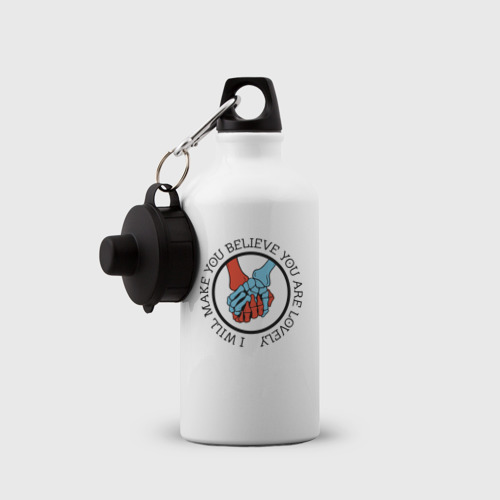 Бутылка спортивная  Фото 03, Twenty One Pilots