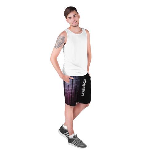 Мужские шорты 3D  Фото 03, Excision