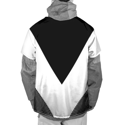 Накидка на куртку 3D  Фото 02, BASEBALL (бейсбол)