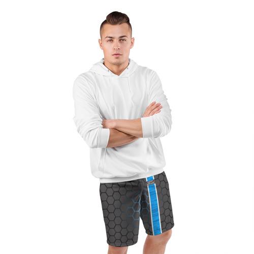 Мужские шорты 3D спортивные  Фото 05, Ford