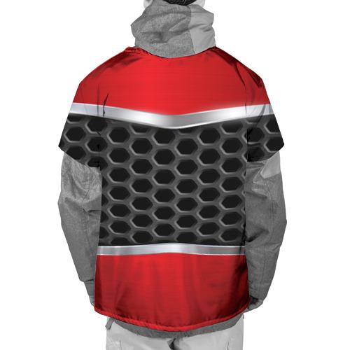 Накидка на куртку 3D  Фото 02, PEUGEOT