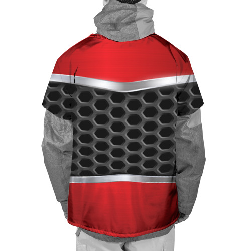 Накидка на куртку 3D  Фото 02, AUDI