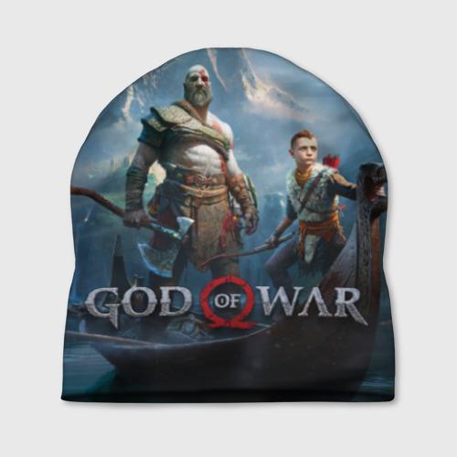 Шапка 3D  Фото 01, God of War