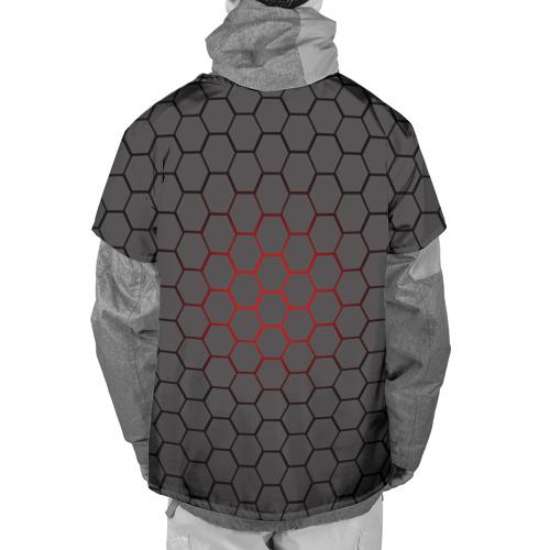 Накидка на куртку 3D  Фото 02, Honda