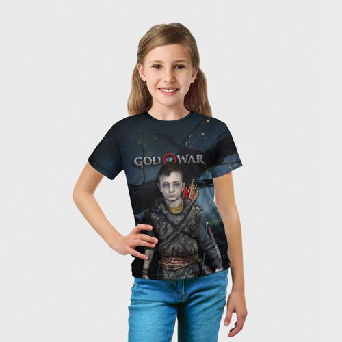 Детская футболка 3D  Фото 03, Атрей