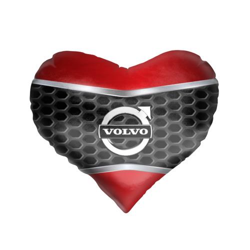 Подушка 3D сердце  Фото 01, VOLVO