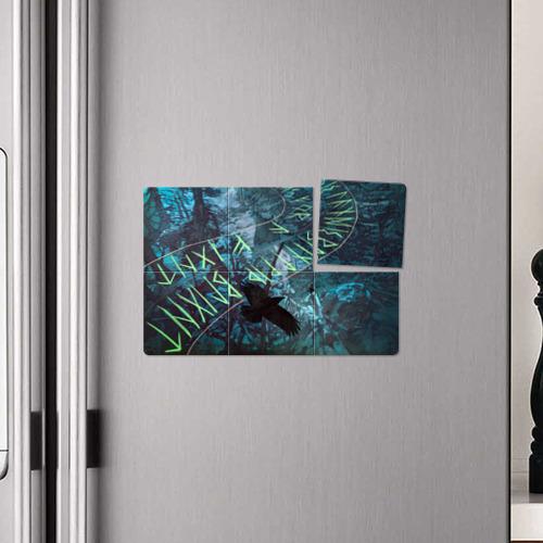 Магнитный плакат 3Х2 Atreus Фото 01
