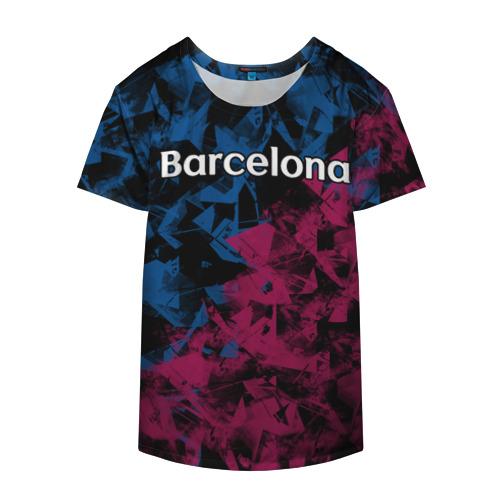 Накидка на куртку 3D  Фото 04, ФК Барселона