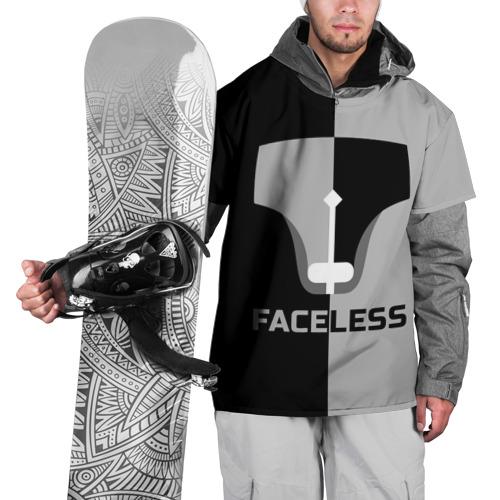 Накидка на куртку 3D  Фото 01, Faceless void