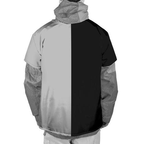 Накидка на куртку 3D  Фото 02, Faceless void
