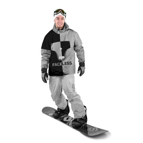 Накидка на куртку 3D  Фото 03, Faceless void