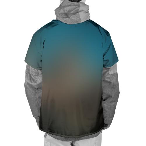 Накидка на куртку 3D  Фото 02, Бенедикт