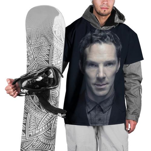 Накидка на куртку 3D  Фото 01, Cumberbatch