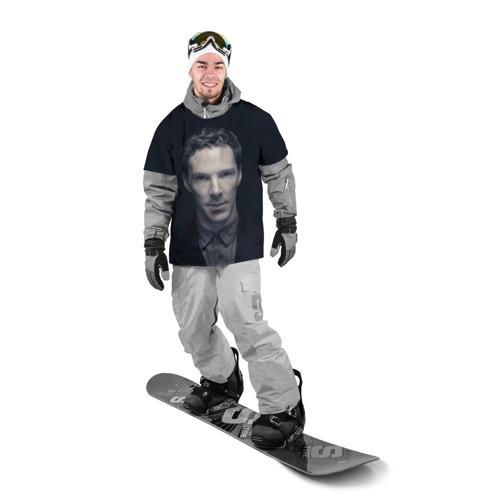 Накидка на куртку 3D  Фото 03, Cumberbatch