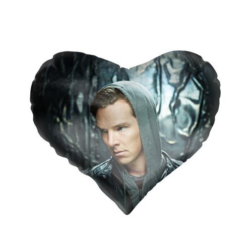 Подушка 3D сердце  Фото 01, Бени
