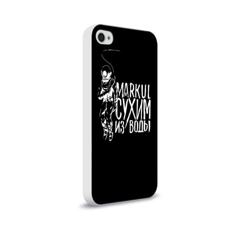 Чехол для Apple iPhone 4/4S soft-touch  Фото 02, Markul_6