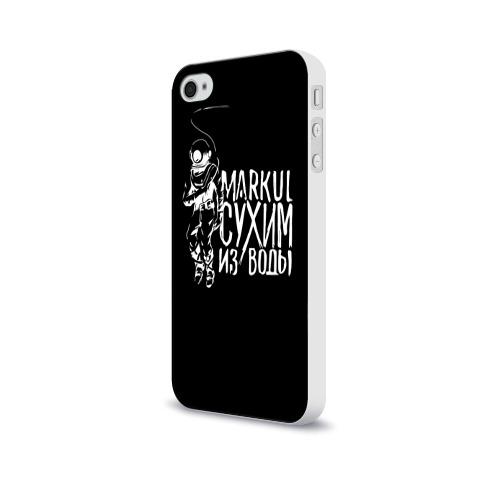 Чехол для Apple iPhone 4/4S soft-touch  Фото 03, Markul_6