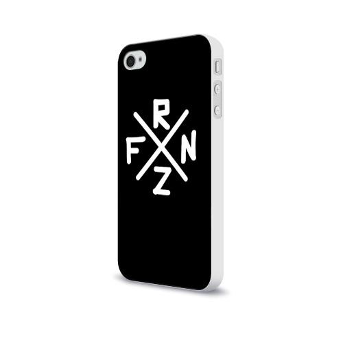 Чехол для Apple iPhone 4/4S soft-touch  Фото 03, Маркул