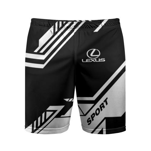 Мужские шорты 3D спортивные  Фото 01, LEXUS SPORT